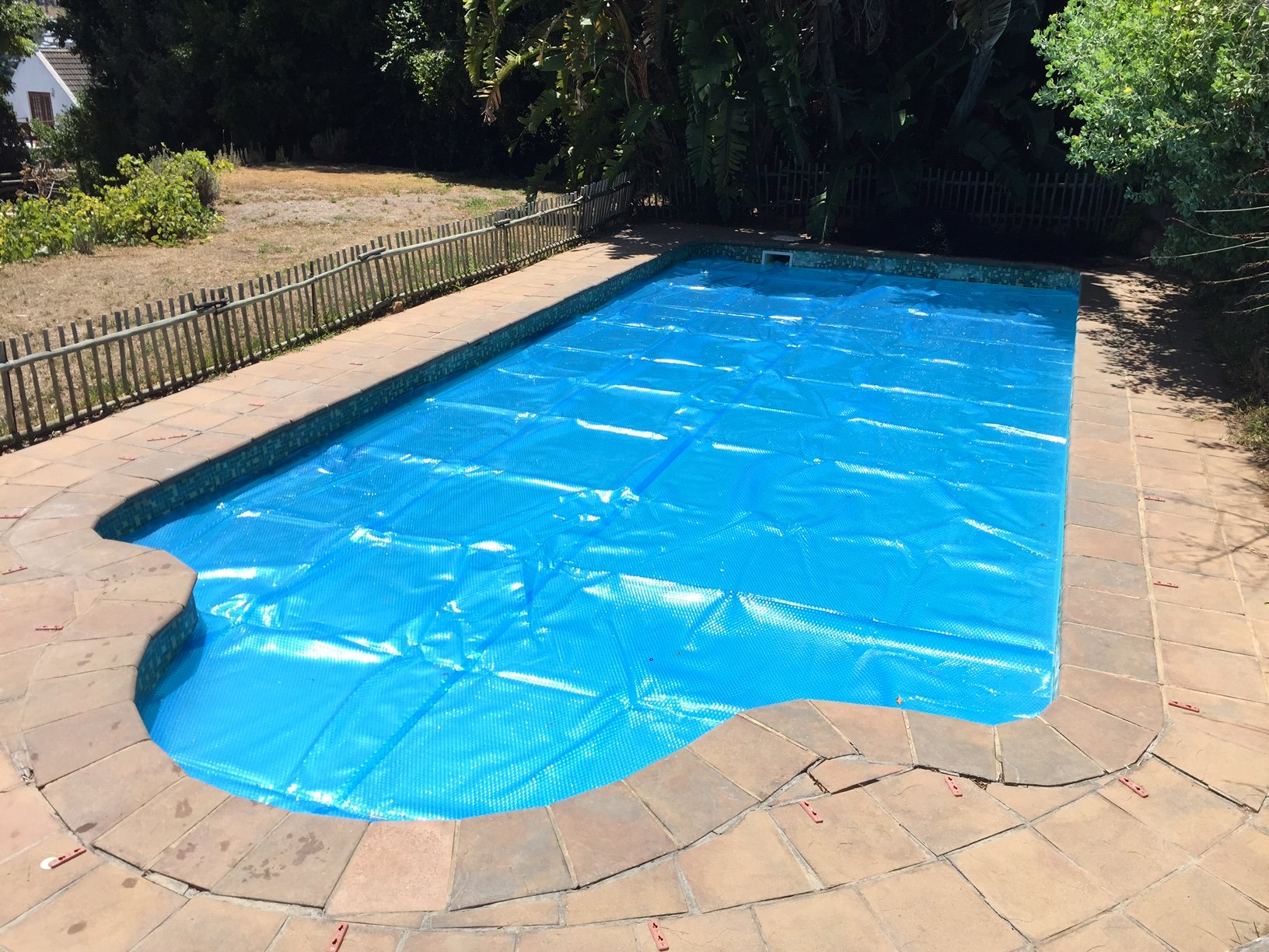Completed Pool Cover Installation Amp Sales Cape Town 1