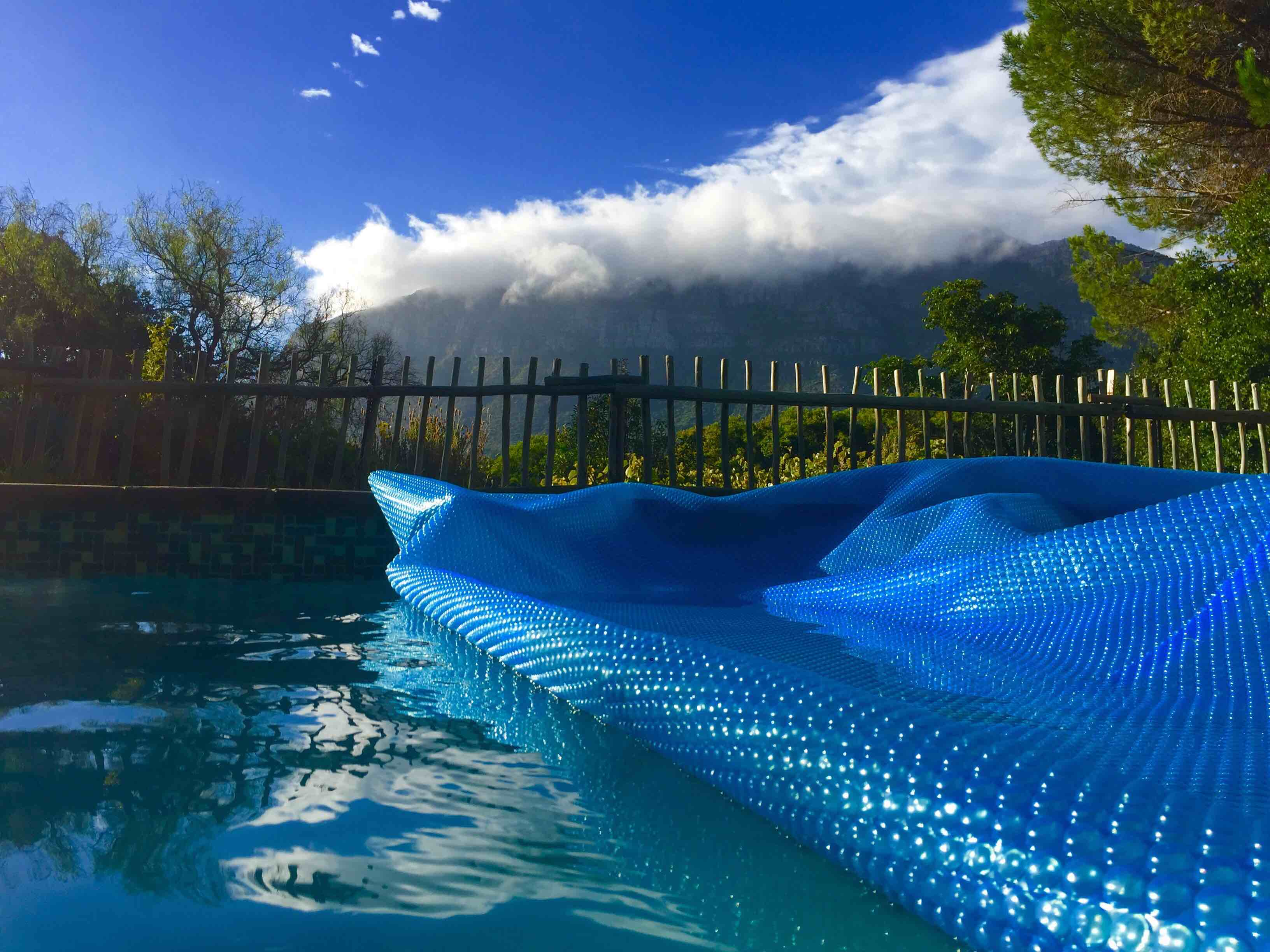 You Can Literally See The Water Evaporate Out Of Your Pool Swimming Pool Covers Cape Town