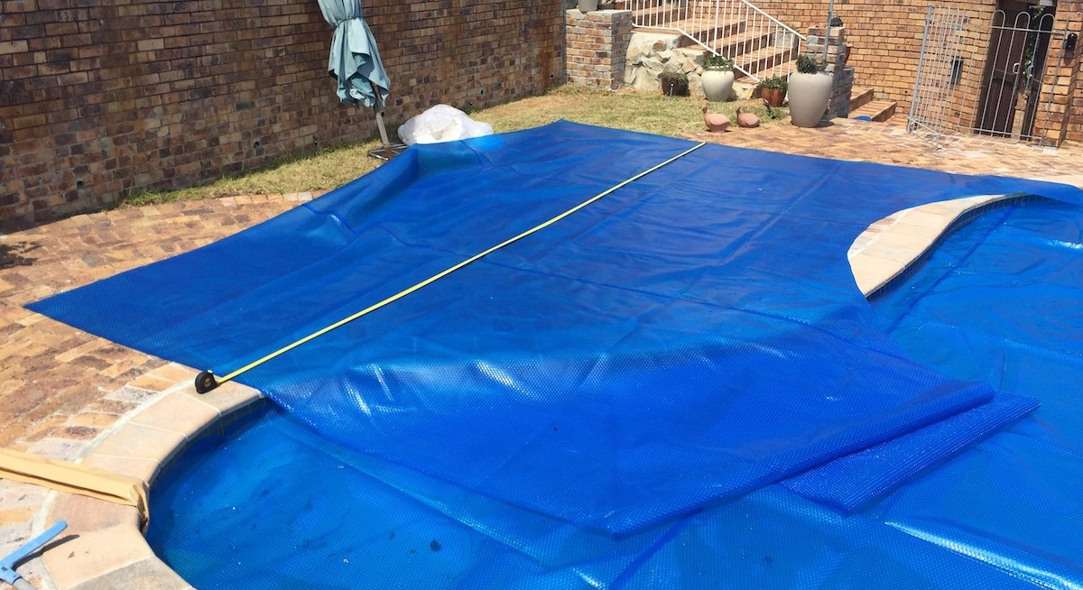 Amazing R1800 For This 3.4m X 6m Off Cut Bubble Wrap Pool Cover