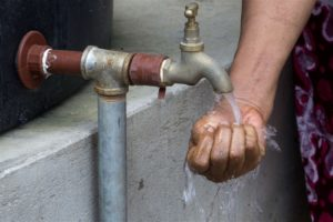 water rationing cape town