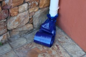 Grey Water PVC Drain Pipe Extensions Cape Town Rain Water Harvesting 5