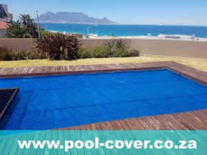500 Micron Pool Cover Installation 1