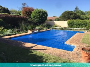 500 Micron Pool Cover Installation 3