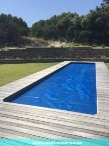 500 Micron Pool Cover Installation 5