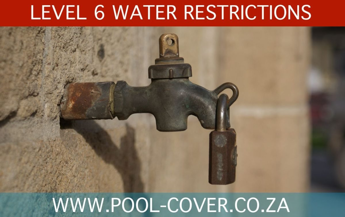 water restrictions cape town 1
