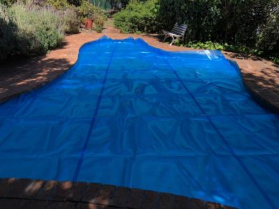 bubble wrap pool cover cape town
