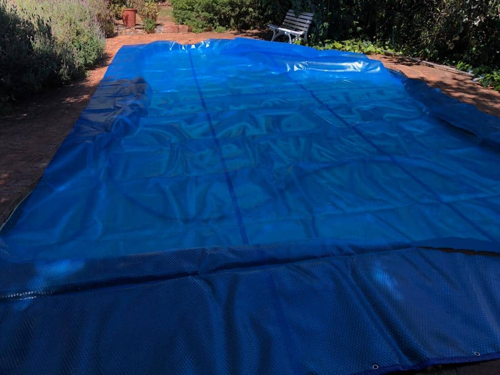 Bubble Wrap Pool Cover Cape Town Oct 2018 4 187 Swimming