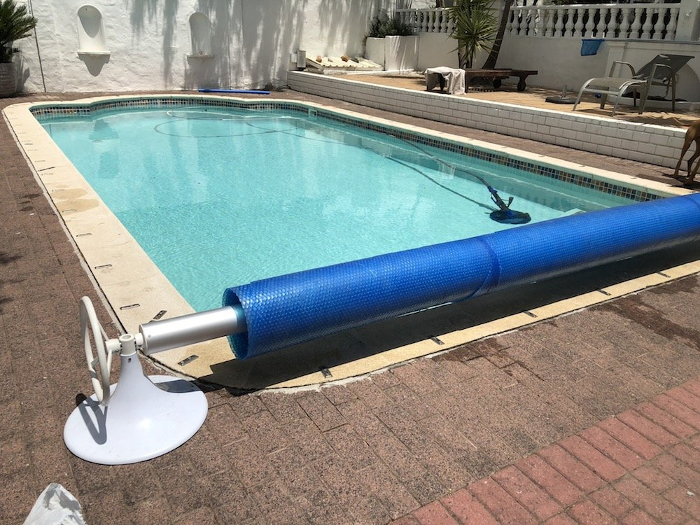 Swimming Pool Cover Rollers » Swimming Pool Covers Cape Town ...