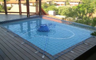 Aqua-net swimming pool safety net pool safety covers 2
