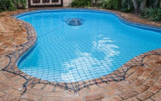 Aqua-net swimming pool safety net pool safety covers 5