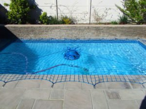 Aqua-net swimming pool safety net pool safety covers 7