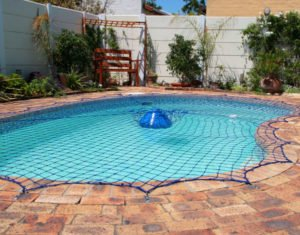 Aqua-net swimming pool safety net pool safety covers 8