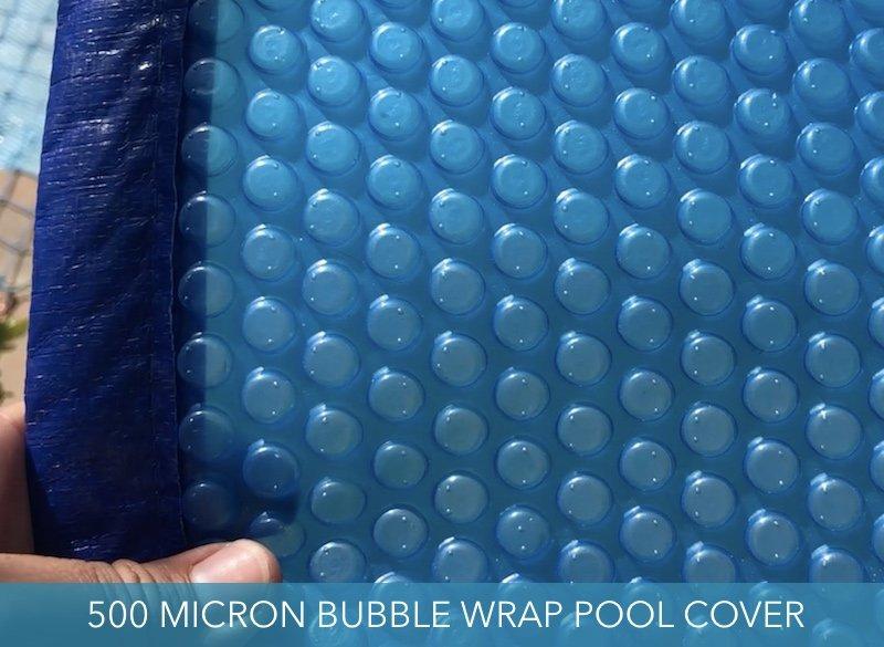 bubble wrap pool covers cape town 500 micron